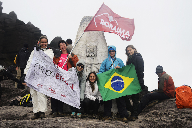 Prêmio ABERJ - Monte Roraima